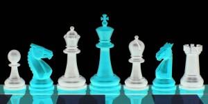 Chess art 4-001